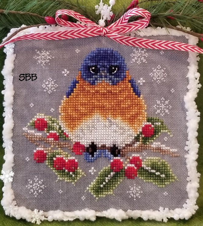 Blackberry Lane Designs Baby It's Cold Outside