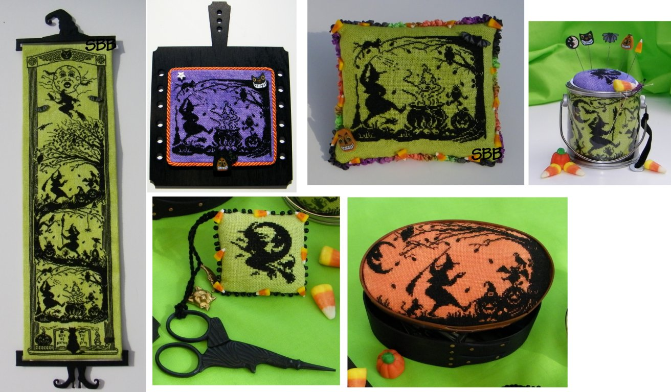 Blackberry Lane Designs Witches Night Out