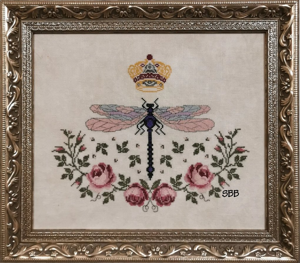 The Blackberry Rabbit Dragon Queen