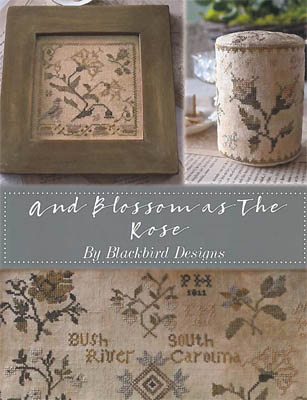 Blackbird Designs And Blossom As The Rose