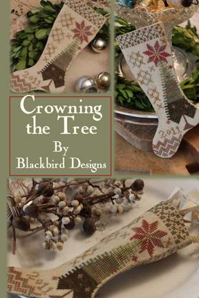 Blackbird Designs Crowning The Tree