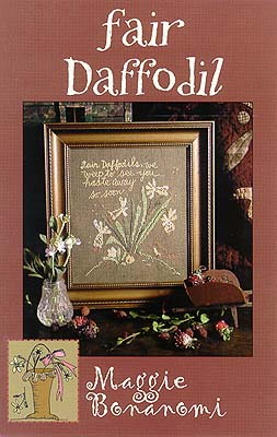 Blackbird Designs Fair Daffodil