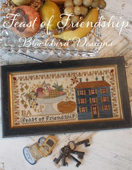 Blackbird Designs Feast of Friendship