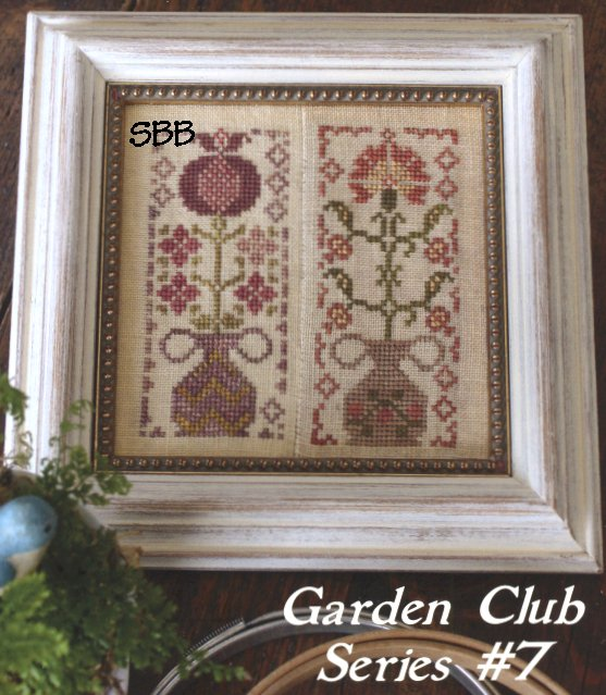 Blackbird Designs Garden Club #7 ~ Climbing The Trellis