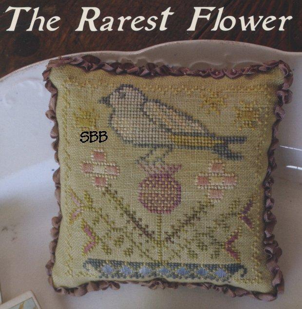 Blackbird Designs Garden Club #8 ~ The Rarest Flower
