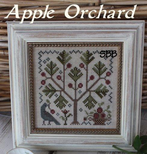 Blackbird Designs Garden Club Series #2 ~ Apple Orchard