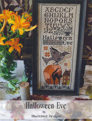 Blackbird Designs Halloween Eve