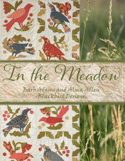 Blackbird Designs In The Meadow (Quilting)