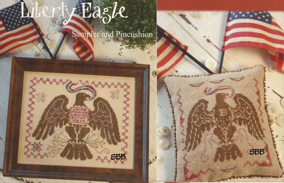 Blackbird Designs Liberty Eagle