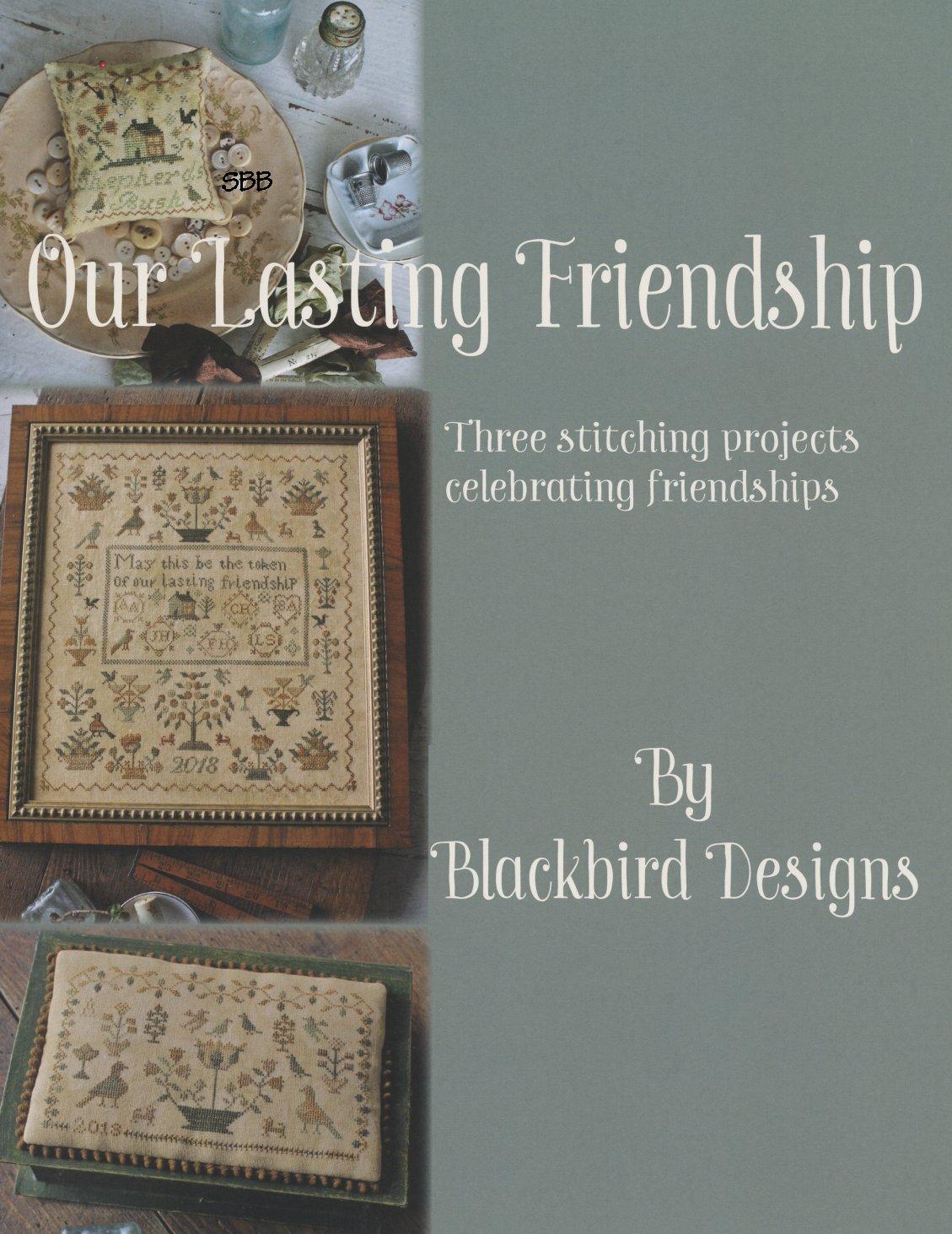 Blackbird Designs Our Lasting Friendship