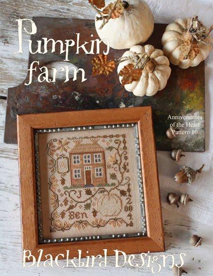Blackbird Designs #10 Pumpkin Farm
