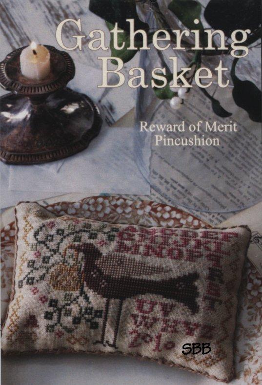 Blackbird Designs Reward of Merit ~ Gathering Basket