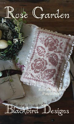 Blackbird DesignsReward of Merit ~ Rose Garden