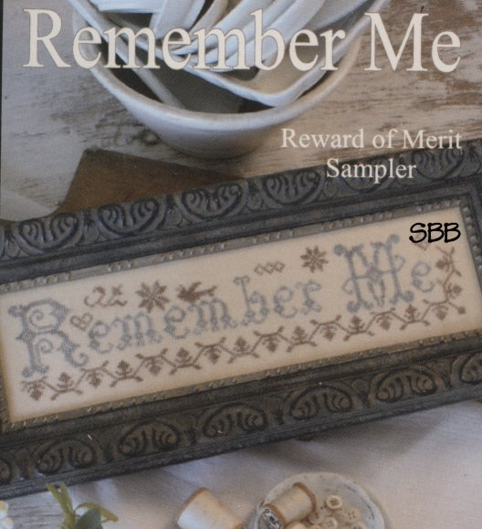 Blackbird Designs Reward of Merit ~ Remember Me