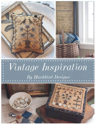 Blackbird Designs Vintage Inspiration