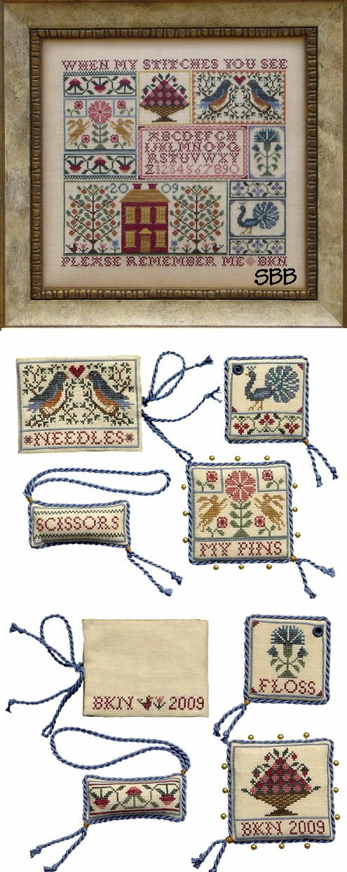 Blue Ribbon Designs A Sampling In The Square
