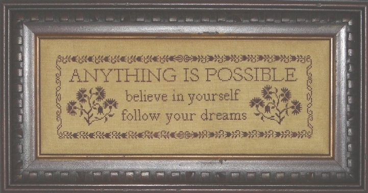 Blue Ribbon DesignsAnything Is Possible