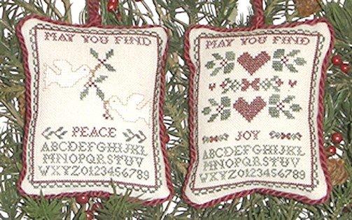 Blue Ribbon DesignsHoliday Ornaments