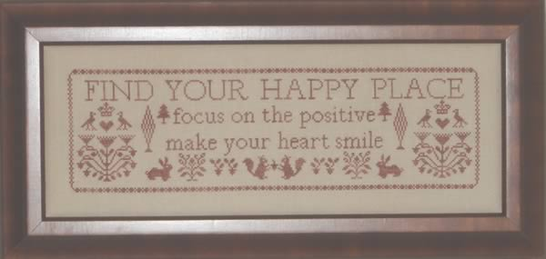 Blue Ribbon Designs Find Your Happy Place