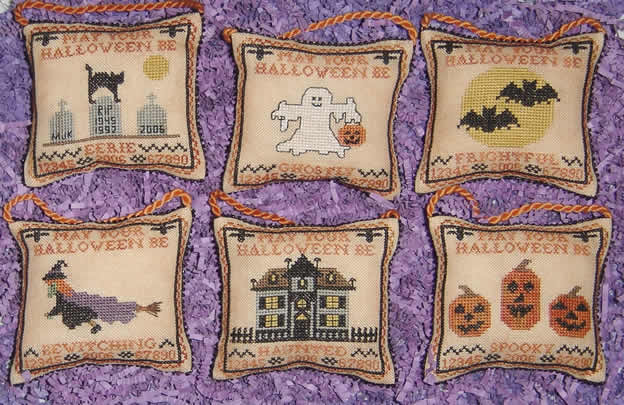 Blue Ribbon Designs Halloween Wishes