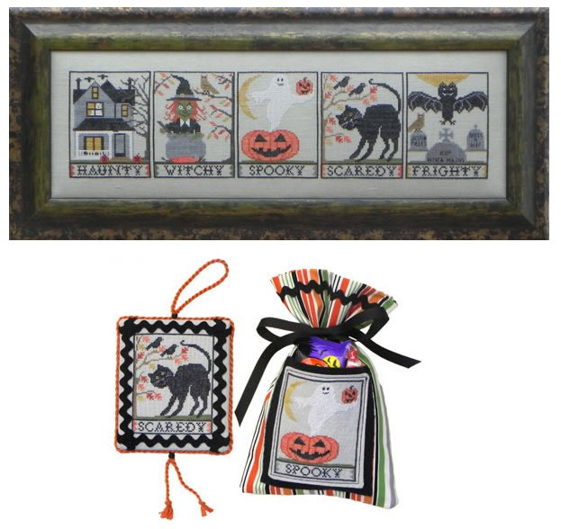 Blue Ribbon Designs Halloween With a