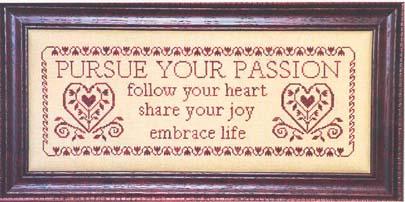 Blue Ribbon Designs Pursue Your Passion