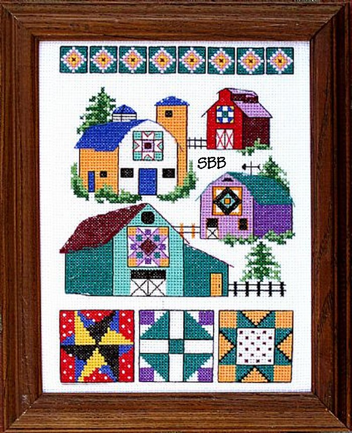 Bobbie G. Designs Barn Quilts