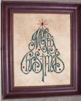 ByGone Stitches Eloquent Christmas