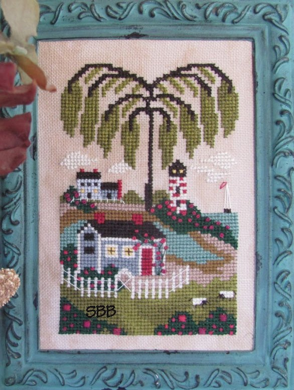 By The Bay Needleart Bayside Bungalow