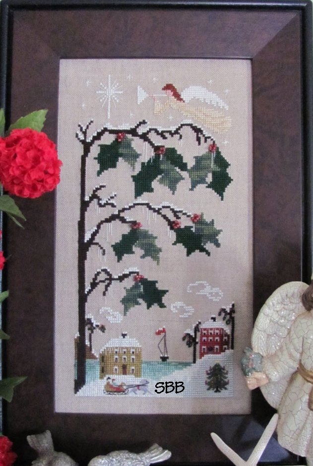 By The Bay Needleart Christmas Cove