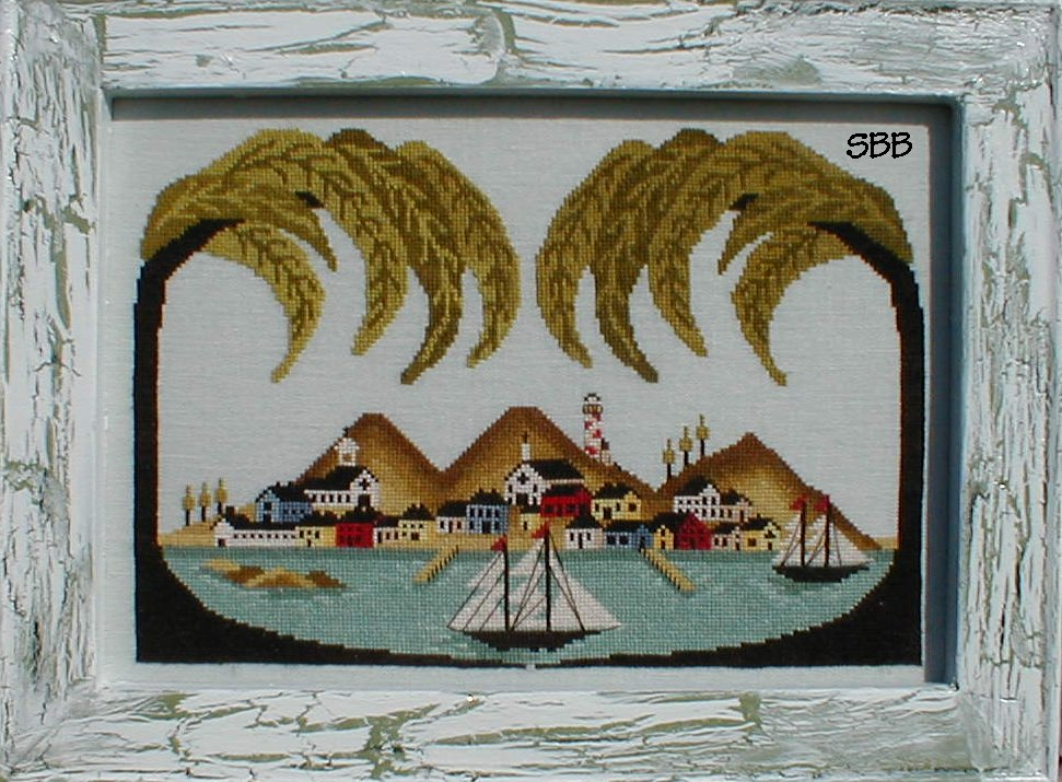 By The Bay Needleart Colonial Harbor
