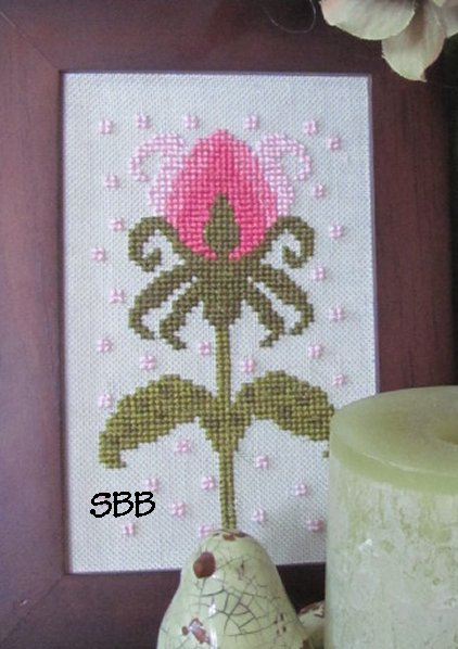 By The Bay Needleart Funky Flowers Beatrice