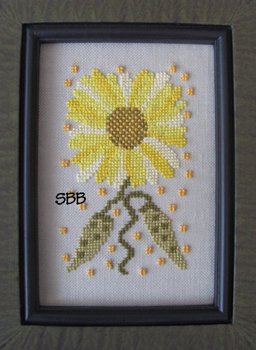 By The Bay Needleart Funky Flowers Meagan