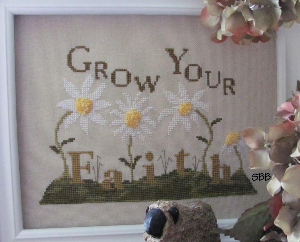 By The Bay Needleart Grow Your Faith