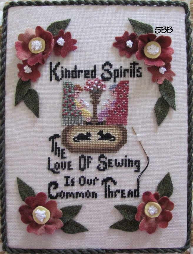 By The Bay Needleart Kindred Spirits