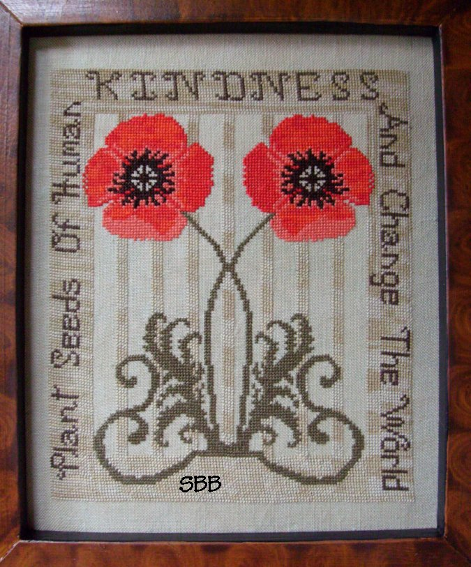 By The Bay Needleart Seeds Of Kindness