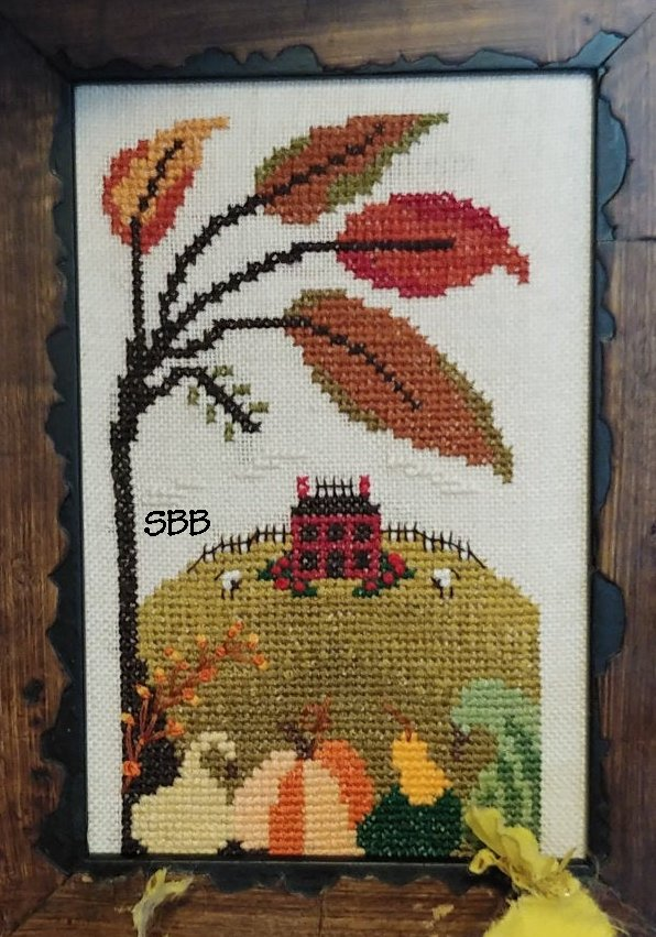 By The Bay Needleart Simply Autumn