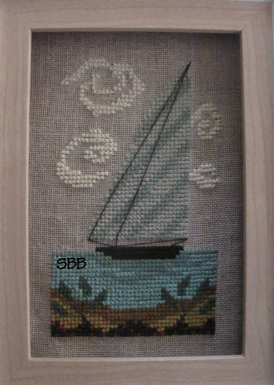 By The Bay Needleart Smooth Sailing