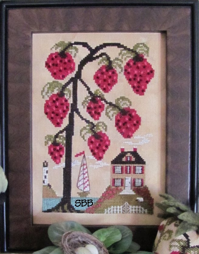 By The Bay Needleart Strawberry Hill