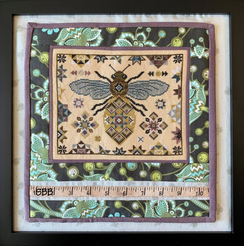 The Blue Flower Quilting Bee