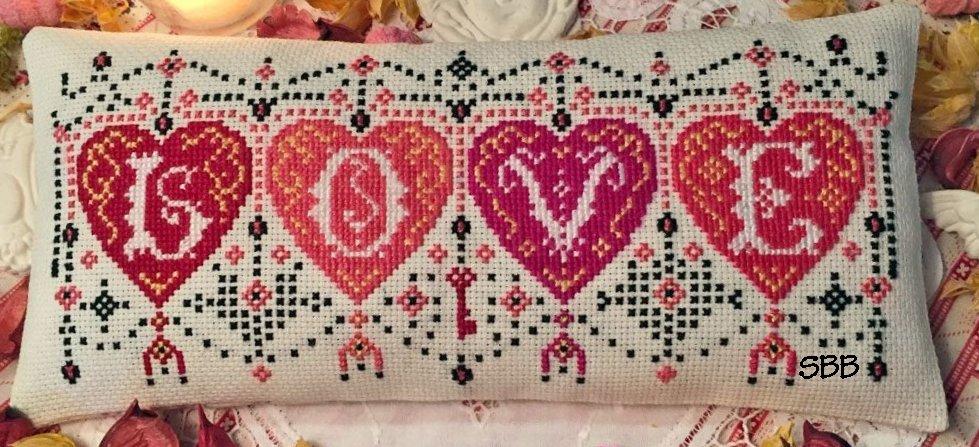 Calico Confectionery Amelia's Valentine #31725
