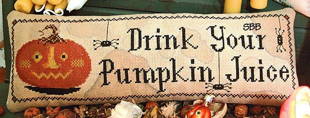 Calico Confectionery Drink Your Pumpkin Juice #32238