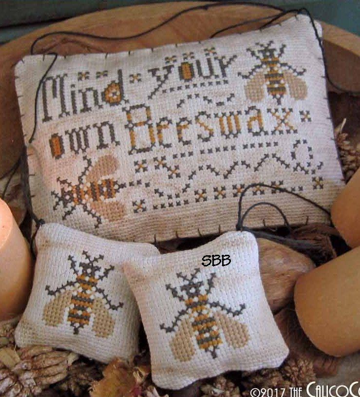Calico Confectionery Mind Your Own Beeswax #32164