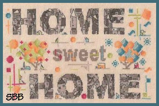 Camille Colje-Camps Home Sweet Home