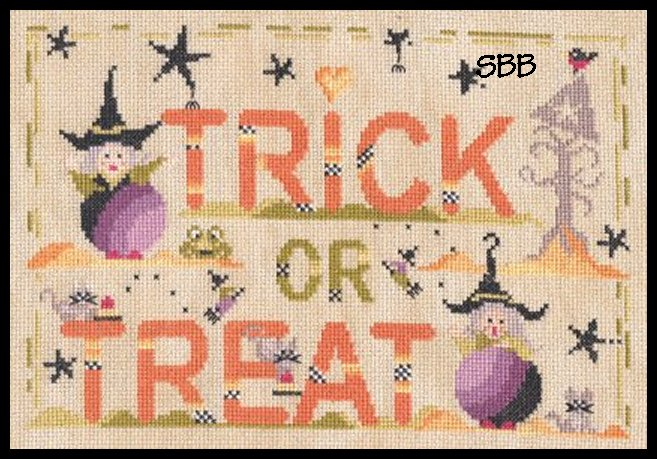 Camille Colje-Camps Trick Or Treat