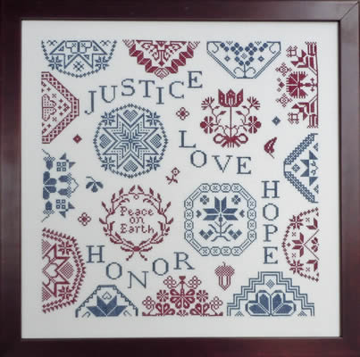 Carolina House Designs Closeout Hope & Peace