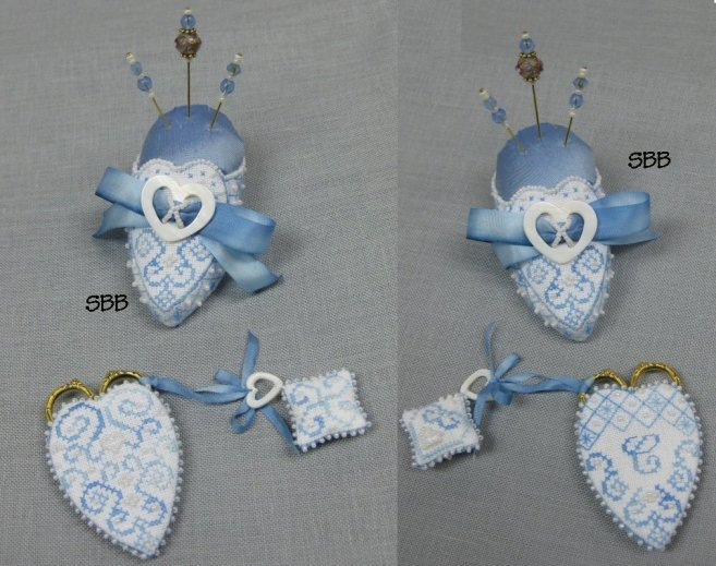 Carolina House Designs Closeout Snow Queen's Slipper with Accessories