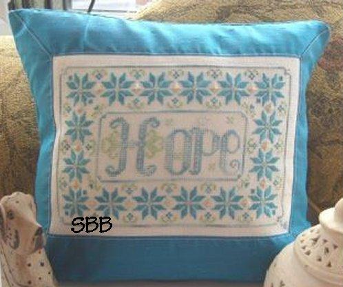 Carolyn Tinson Designs Hope