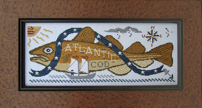 Carriage House Samplings Atlantic Cod