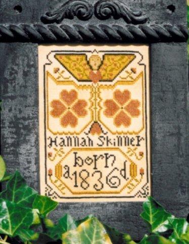 Carriage House Samplings Hannah Skinner